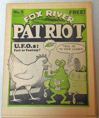 River Patriot Fox River Patriot no 5