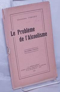 image of Le Problème de l'Alcoolisme.  Deuxième Édition