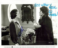 image of Photograph of  Ali McGraw, and Myrna Loy   in Just Tell Me What You Want. Signed