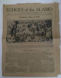 Echoes Of The Alamo (december 15, 1927)   (Published by the Student Body  of the Alamo School, San Francisco, CA)
