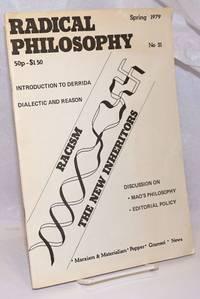 image of Radical Philosophy: No 21, Spring 1979