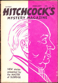 Alfred Hitchcock's Mystery Magazine (February 1971, volume 16, number 2)
