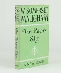 THE RAZOR'S EDGE by MAUGHAM, William Somerset - 1944
