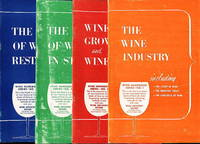 WINE HANDBOOK SERIES: 1: The Wine Industry,  2: Wine Growing and Wine Types,  3: The Sale of Wine in Stores,  4: The Sale of Wine in Restaurants, Hotels, and Clubs (set of 4 booklets.)