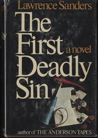 collectible copy of The First Deadly Sin