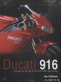 Ducati 916. Including 748 996 998 S4 St4 S4rs St4s Models
