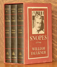 SNOPES A TRILOGY  THE HAMLET  THE TOWN  THE MANSION   IN SLIPCASE