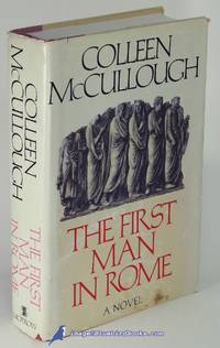 image of The First Man in Rome (Masters of Rome series, volume one)