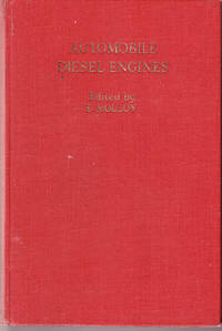 Automobile Diesel Engines: Commercial and Passenger  Vehicles