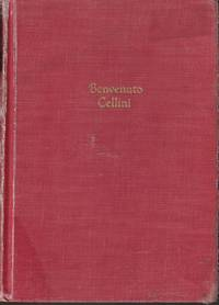 image of Autobiography Of Benvenuto Cellini