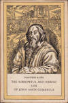 image of The Sorrowful and Heroic Life of John Amos Comenius