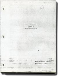 They All Laughed (Original screenplay for the 1981 film, with five original still photographs)