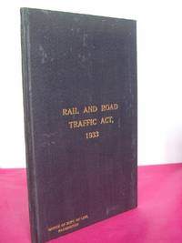 ROAD AND RAIL TRAFFIC ACT 1933