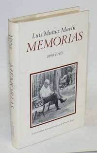 Memorias: autobiografía pública 1898-1940