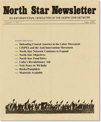 North Star Newsletter: An Information Newsletter of the North Star Network. Vol. 2, no. 3, June, 1984