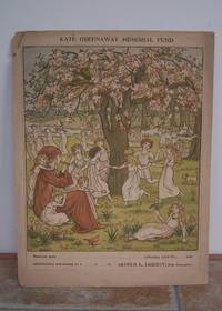 KATE GREENAWAY MEMORIAL FUND COLLECTING CARD.