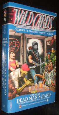 Wild Cards Volume VII Dead Man's Hand by George R.R. Martin and John J. Miller - Paperback - First Paperback Edition - 1990 - from biblioboy (SKU: 92635)