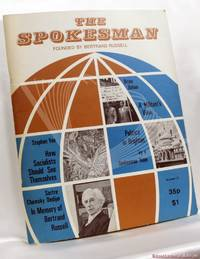 The Spokesman: Incorporating the London Bulletin of the Bertrand Russell Peace Foundation: Number 21/22 February/March 1972