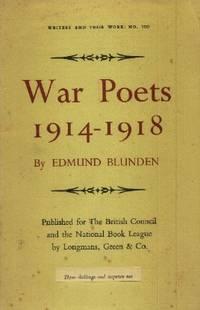 War Poets, 1914-1918
