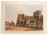 The Punj Mahalla Gate, Lucknow