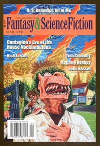 image of The Magazine of Fantasy_Science Fiction: March/April, 2019