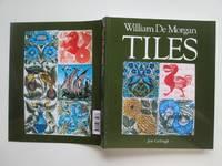 image of William De Morgan tiles