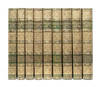 View Image 1 of 8 for The Dramatic Works of Shakespeare (in 9 vols.) Inventory #2896