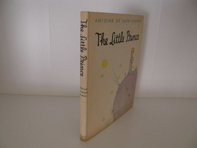 The Little Prince By Antoine De Saint Exupery Signed First Edition 1943 From Quintessential Rare Books Llc Sku Abe 16054052374