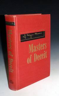 image of Masters of Deceit, the Story of Communism in America and How to Fight it