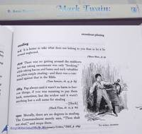 Mark Twain: His Words, Wit, and Wisdom by  R. Kent (editor) RASMUSSEN  - Hardcover  - 2001  - from Bluebird Books (SKU: 83168)