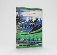 collectible copy of The Hobbit or There and Back Again