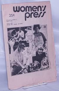 image of Women's Press: vol. 6, #2, March 1976; Crimes Against Women_Women Torture