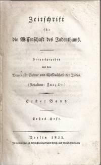 UEBER DIE IN DEN HEBRÄISCHEN-JÜDISCHEN SCHRIFTEN VORKOMMENDEN HISPANISCHEN  ORTNAMEN...
