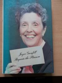 image of Joyce Grenfell Requests the Pleasure a signed presentation copy of the autobiographical work,illustrated,dust wrappers stuck down,