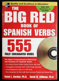 The Big Red Book of Spanish Verbs 555 Fully Conjugated Verbs with cd