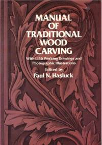 image of MANUAL OF TRADITIONAL WOOD CARVING