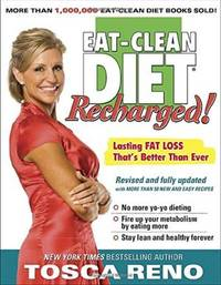 image of The Eat-Clean Diet Recharged!: Lasting Fat Loss That's Better than Ever
