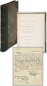 Albany, NY: Joel Munsell Printed for the Author, 1874. Hardcover. Very Good. First edition. Early th...