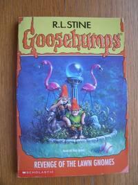 Goosebumps # 34: Revenge of the Lawn Gnomes