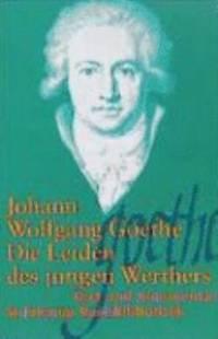 9783518188057 Die Leiden Des Jungen Werthers By Johann