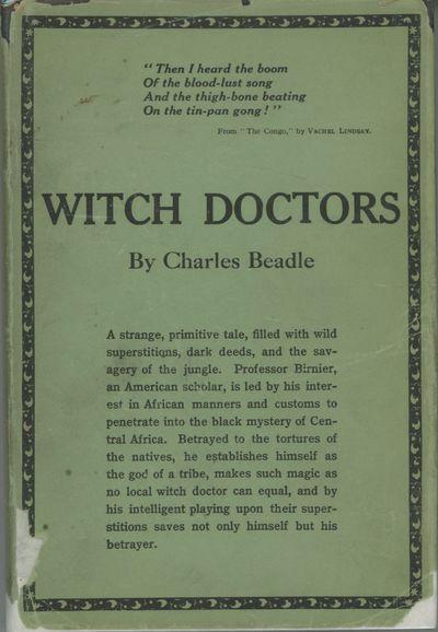 Boston and New York: Houghton Mifflin Company, 1922. Octavo, pp. 7 original black cloth, front and s...