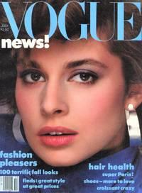 image of VOGUE 1982 - NASTASSJA KINSKI
