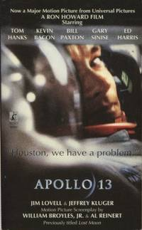 Apollo 13 by  Jeffrey  Jim; Kluger - Paperback - 1995 - from Squirreled Away Books (SKU: 10071163)
