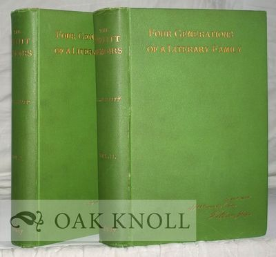 London: George Redway, 1897. original green cloth stamped in gilt. 8vo. original green cloth stamped...