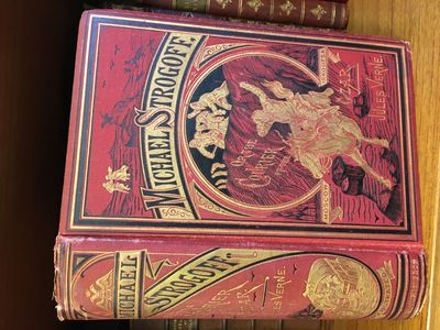 New York: Scribner, Armstrong & Company, 1877. First American Edition. Hardcover. Thick octavo in re...