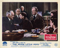 image of The Seven Little Foys (Collection of 4 British front-of-house cards from the 1955 film)
