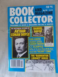 Book and Magazine Collector No 131 February 1995