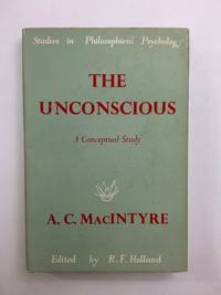 image of The Unconscious A Conceptual Study