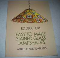 image of Easy to Make Stained Glass Lampshades with Full Size Templates