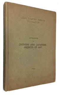 Catalogue of Chinese and Japanese Objects of Art. [cover title]